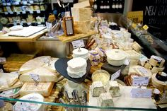 Paxton & Whitfield: Britain's most mature purveyor of cheese, and possibly also the finest, Paxton & Whitfield's history reaches back as far as 1742 when Stephen Cullum set up a cheese stall in Aldwych market