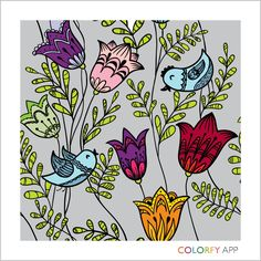 Just Made This On Colorfy And Love it | Creation #2