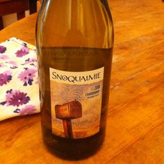 Nice Chardonnay
