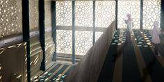Islamic centre in Arizona , Tucson. Design