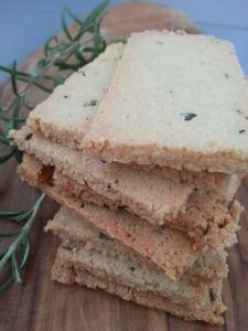 Recept voor verantwoorde crackers van amandelmeel! Paleo proof en zonder gluten!
