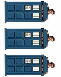 David Tennant Peeking Time Lord Bookmark--10th Day of Doctor Who! FREE Printable!