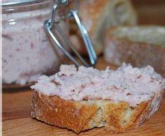 Recette LES FAMEUSES RILLETTES DE JAMBON par Agence ™ Paris - recette de la catégorie Sauces, dips et pâtes à tartiner