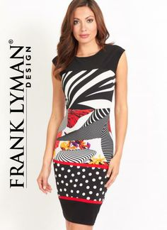 Frank Lyman Spring dress - 36141 As Pictured | espace miX miX