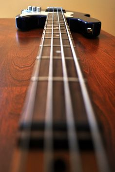 #Photography Bass Guitar - more on www.guitaristica.org #bassguitar #guitars #guitaristica