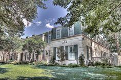 The Theta Zeta chapter of Delta Delta Delta at the University of Texas in Austin.