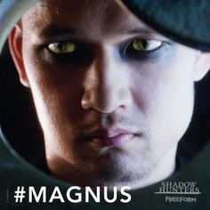 #Magnus #ShadowhuntersPremiere