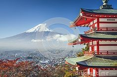 Mt. Fuji, Japan - Download From Over 50 Million High Quality Stock Photos, Images, Vectors. Sign up for FREE today. Image: 43809230