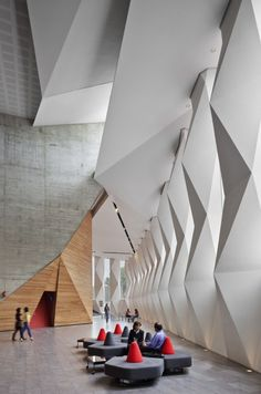 Roberto Cantoral Music Hall - Broissin Arquitectos / Mexico City