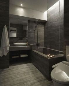 ✔ 65 bathroom design ideas with modern bathtub 33 Related - . - ✔ 65 bathroom design ideas with modern bathtub 33 Related – - Modern Bathrooms Interior, Bathroom Design Luxury, Dream Bathrooms, Home Interior Design, Master Bathrooms, Master Baths, Beautiful Bathrooms, Bath Design, Master Master