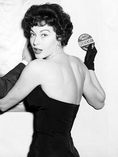 Ava Gardner, 1955