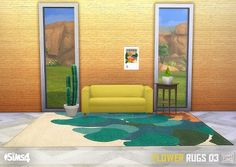 My Sims 4 Blog: Rugs by OhMySims404