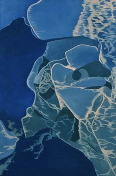 "Saatchi Online Artist: Brandon McKenzie; Oil, 2013, Painting ""Bam Co, China"""