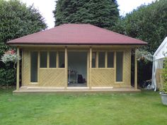 another type of summer house
