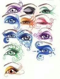 Eye desing inspiration