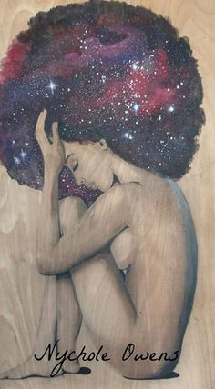 Black Women Art!, Connected by Nychole Owens