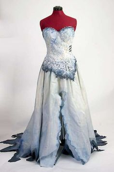Corpse Bride Gowns - Tim Burton Inspired Esty Finds (GALLERY)