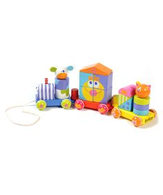 Shapes Train Set | Daily deals for moms, babies and kids $29.99