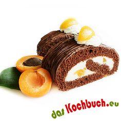 APRICOT CHOCOLATE ROLL-