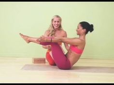 Strengthen Your Core: Yoga 21 min