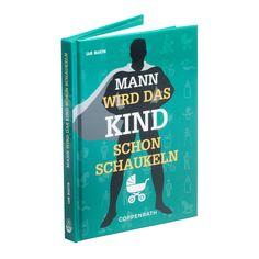 Geschenkideen, Für Ihn, Bücher - Buch Mann & Kind  - 790.853.1