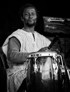 """Bongo player #2"" by Warren Millar on 500px"