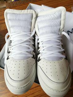 the best attitude 6588f 5b542 Moncler  Jacques  High-Top-Sneakers Herren Schuhe WEISS ...
