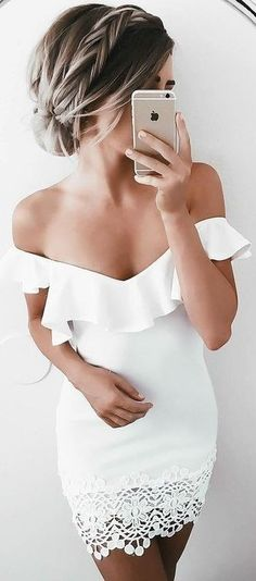 #summer #musthave #outfits |  Little White Dress