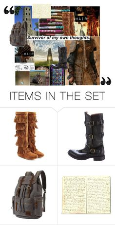 """""""//survivor of my own thoughts// Adrilynn Saef"""" by wibbly-wobbly-timey-wimey-dork on Polyvore featuring art"""