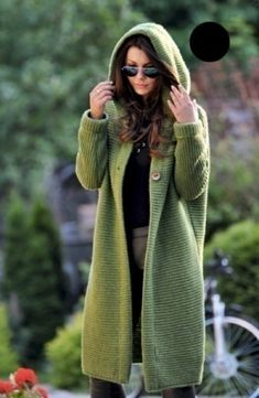 New Autumn Winter Women Hooded Coat Cashmere Cardigan Sweater Coat Lady Solid Color Coat Thick Soft Fashion Jacket Long Plus Size Overcoat Long Cardigan Coat, Hooded Sweater, Sweater Coats, Cashmere Cardigan, Oversized Cardigan Outfit, Long Sweaters For Women, Cardigans For Women, Cardigan Sweaters For Women, Pijamas Women