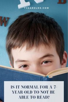 Reading is such an important and vital skill for us as human beings. So is it normal if our isn't quite reading yet? We will answer that question now! Reading Levels, Reading Skills, Oldest Child, 8 Year Olds, Life Is Hard, Old Boys, Kids Education, Child Development, Little Boys