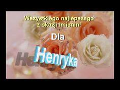 Piosenka, prezent na imieniny dla Henryka - YouTube Birthday Wishes, Happy Birthday, Youtube, Polish Food, Motto, Manicure, Humor, Crafts, Diet