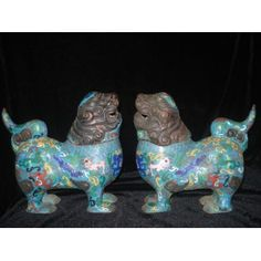 Foo Dogs otherwise known as Pekingese!!!