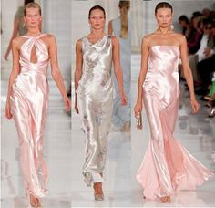 Ralph Lauren Fashion | Ralph Lauren 2012 Spring Fashion Show - Shimmering Fashion