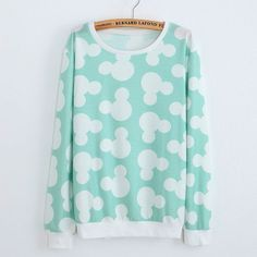 Funky Dog Paw Pullover - Totemo Kawaii Shop