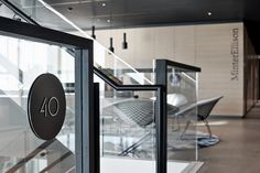Pop & Pac was appointed to design the rebrand and wayfinding signage for Minter Ellison and its new Sydney office located at the top levels of Governor Macquarie Tower. The custom designed typeface, 'Minter' that has been developed for the signage syste…