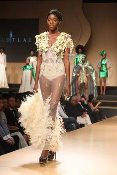 Angola Fashion Week 2016: Desfile David Tlale