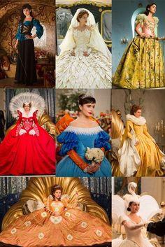 Masquerade Costume 'Mirror Mirror' costumes designed by Eiko Ishioka. Theatre Costumes, Movie Costumes, Halloween Costumes, Masquerade Costumes, Pretty Dresses, Beautiful Dresses, Fabulous Dresses, Eiko Ishioka, Hollywood Costume