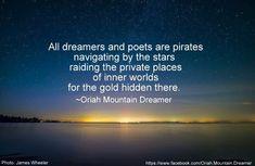 Oriah Mountain Dreamer / insight <3