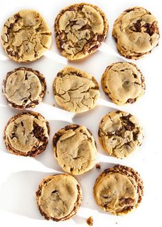 Try layering chocolate into the cookie dough for crisp edges and a moist and tender inside.
