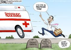 Bumper Sticker Of The Day… | The Last Refuge | 10.5.15 | ~ From cartoonist A.F. Branco at ComicallyIncorrect.com.