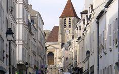 photo rue saint blaise paris