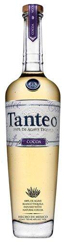 Tanteo Chocolate-Infused Tequila   Chocolate Tequila!!! Mucho delicioso!!!