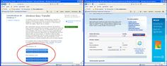 ¿Qué es Windows Easy Transfer?