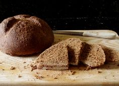 Cooking for My Peace of Mind: Black Russian Rye Bread