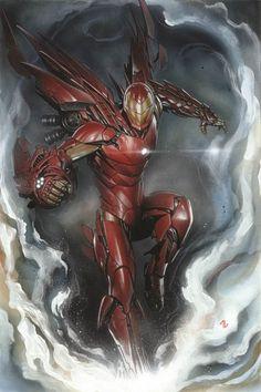 Iron Man | Adi Granov