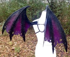 Custom Succubus Wings by CourtoftheFey on Etsy
