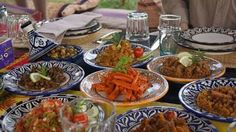 Salades marocaines Marrakech, Cooking Classes, Morocco, Ethnic Recipes, Workshop, Food, Moroccan Salad, Chef Kitchen, Salads