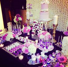Candy Bar from Jenni 'JWoww' Farley's Wedding Rehearsal Dinner.            October 17, 2015.