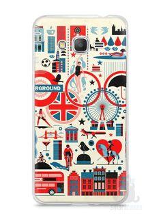 Capa Samsung Gran Prime Londres #4 - SmartCases - Acessórios para celulares e tablets :)